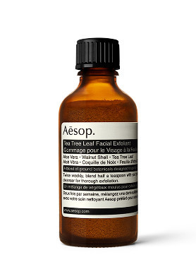 Aesop Tea Tree Leaf Facial Exfoliant small image