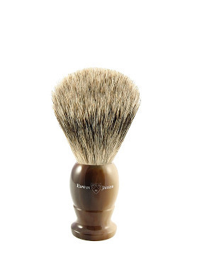 Edwin Jagger Best Badger Brush Round Medium small image