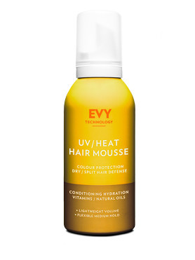 EVY UV Heat Hair Mousse small image