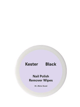 Kester Black Nail Polish Remover Wipes small image