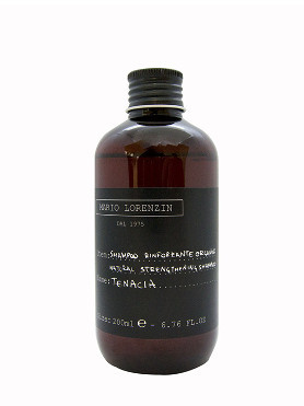 Mario Lorenzin TENACIA Strengthening Natural Shampoo for men small image