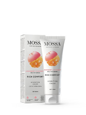 Mossa RICH COMFORT Hydration Cream small image