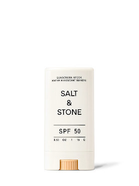 Salt & Stone SPF 50 Sunscreen Tinted Face Stick small image