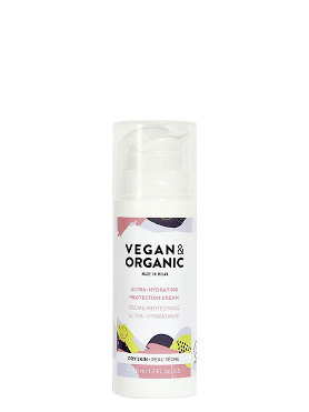 Vegan & Organic Ultra-Hydrating Protection Cream small image
