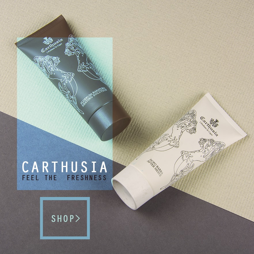Carthusia men products