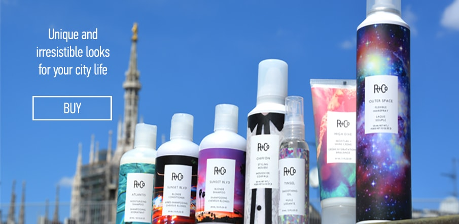 R+Co Hair-care Products