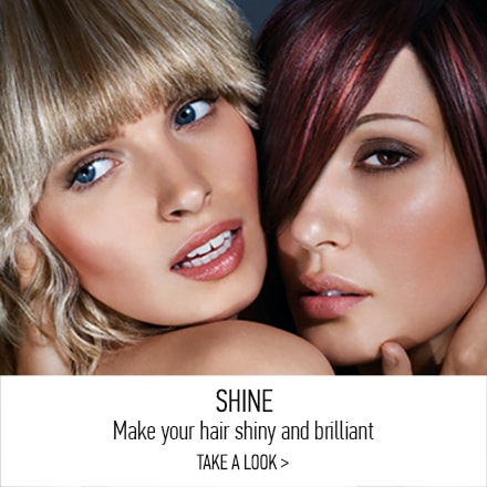 Shine Effect Haircare Products