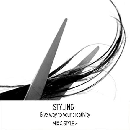 Volume Styling Effect Hair-care Products
